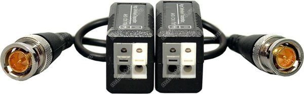 Оборудование для систем видеонаблюдения-Адаптер для передачи видео по витой паре SmartAVS ZT22