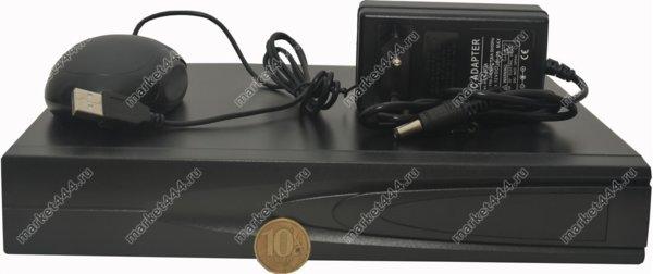 Видеорегистраторы (DVR и NVR)-AHD Видеорегистратор SmartAVS 1008 AHD