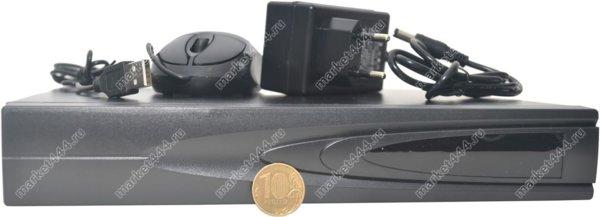 Видеорегистраторы (DVR и NVR)-AHD Видеорегистратор SmartAVS 1004 AHD