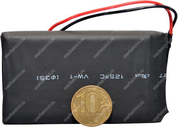 Камера регистратор уличная датчиком движения-Аккумуляторная батарея для маленьких видеокамер BX800Z-BX900Z-BX950Z