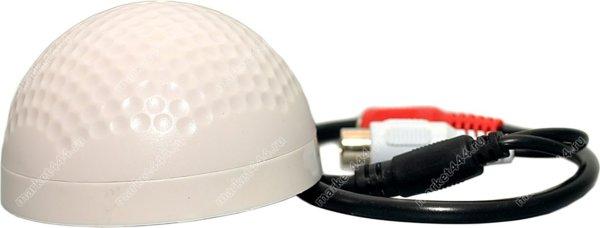 Оборудование для систем видеонаблюдения-Активный микрофон для видеонаблюдения SmartAVS BM12