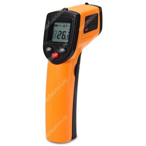 Гаджеты для дома и дачи-Бесконтактный цифровой инфракрасный термометр G-M320