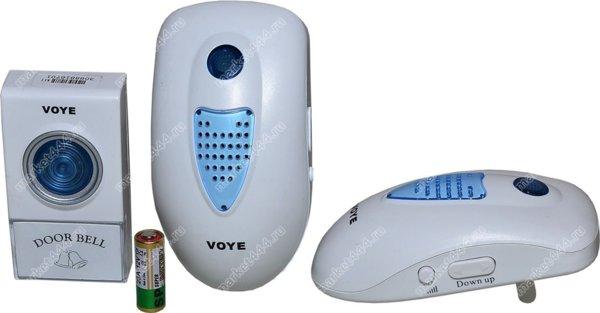 GSM сигнализации-Беспроводной дверной звонок VOYE WL23