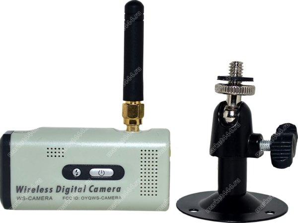 Микрокамеры - Беспроводной Комплект Видеонаблюдения WS-400, купить в Москве