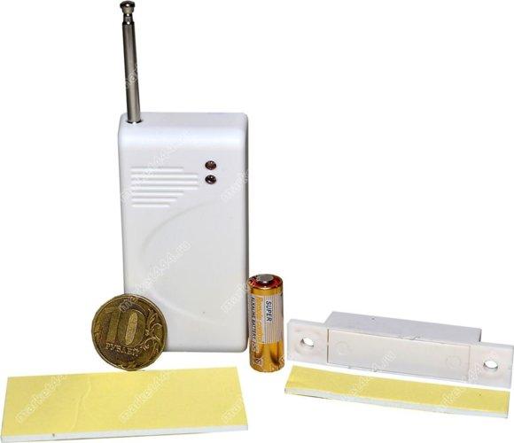 GSM сигнализации-Датчик размыкания двери/окна 398K