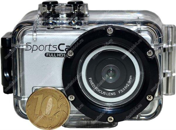 китайские экшн камеры-Экшн камера Red A6500