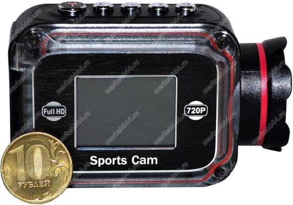 китайские экшн камеры-Экшн камера Red B4000