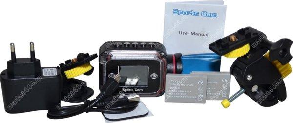 Спортивные Экшн-Камеры - Экшн камера Red B4000, купить в Москве