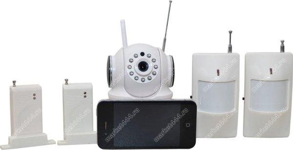 IP сигнализации - IP сигнализация SmartS 1075S-2, купить в Москве