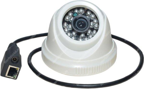 IP видеокамеры-IP видеокамера SmartAVS 1024S