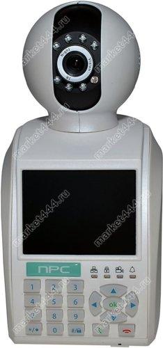IP видеокамеры-IP видеокомплекс НАО Робот 2