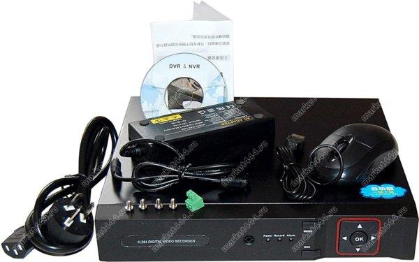 Видеорегистраторы (DVR и NVR)-IP Видеорегистратор SmartAVS 5016N