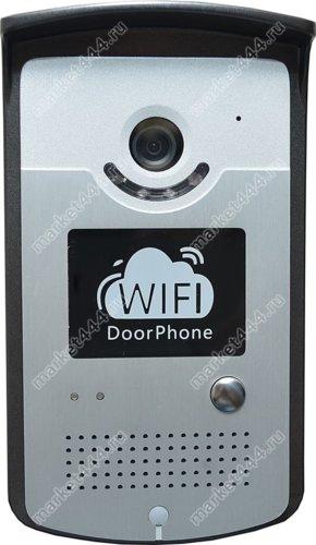 видеоглазок gsm-IP-WIFI Видеодомофон SmartAVS PV005