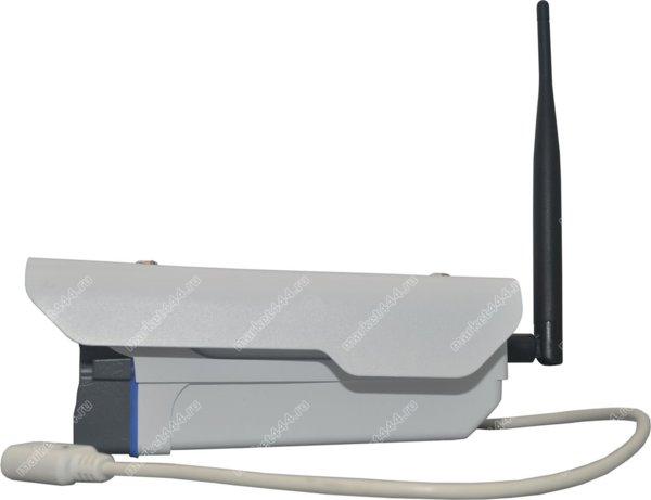 Камеры видеонаблюдения - Камера наблюдения IP-WIFI MZ22 с поддержкой SD, купить в Москве