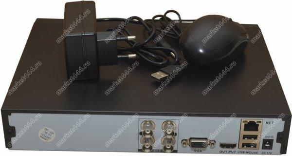Комплекты видеонаблюдения - Комплект AHD видеонаблюдения SmartAVS 1004 AHD kit, купить в Москве