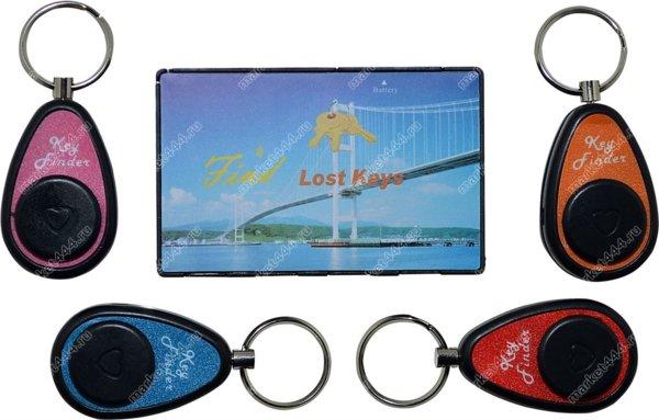Брелки для поиска ключей - Комплект брелков для поиска ключей HC21, купить в Москве