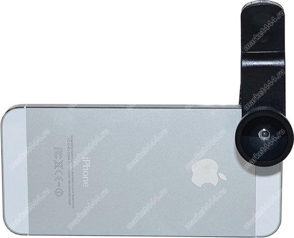 Фототехника-Комплект объективов на IPHONE SmartLens F-008