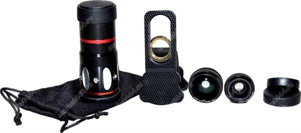 Фототехника-Комплект объективов на IPHONE SmartLens FullKit Z-K12