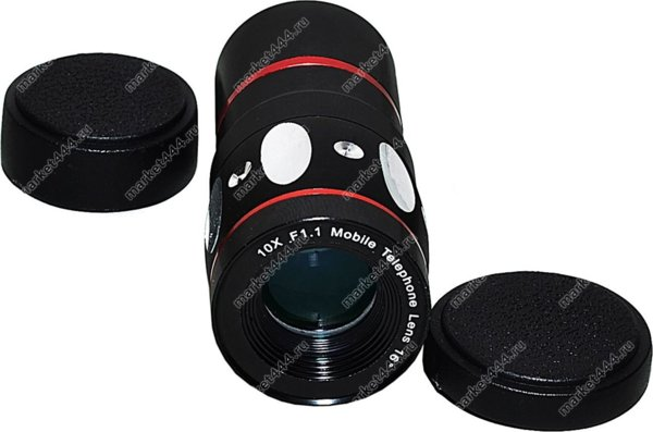Фототехника - Комплект объективов на IPHONE SmartLens FullKit Z-K12, купить в Москве