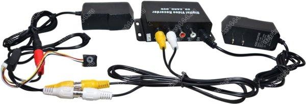 системы видеонаблюдения готовые комплекты-Комплект ВидеоНаблюдения SmartCam Z205 мини