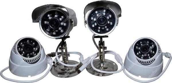 Комплекты видеонаблюдения - Комплект ВидеоНаблюдения SmartVisor D850, купить в Москве