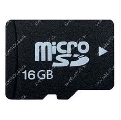 ip камера с датчиком движения и записью-microSD карта 16 Гб