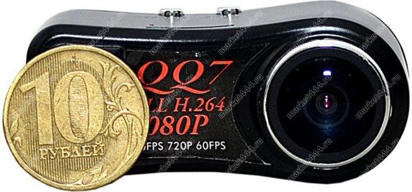 Мини камера вай фай на батарейках-Микрокамера авторегистратор QQ7