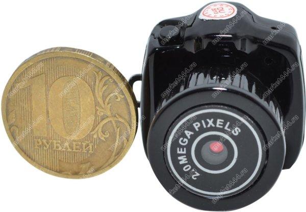 скрытую камеру пуговицу-Микрокамера MR300