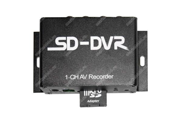 Микрокамеры - МикроРегистратор DVR-1, купить в Москве