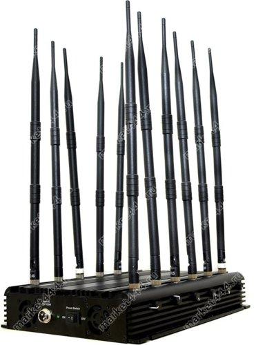 подавитель сотовой связи-Мультичастотный экспертный подавитель 26 (Цунами)