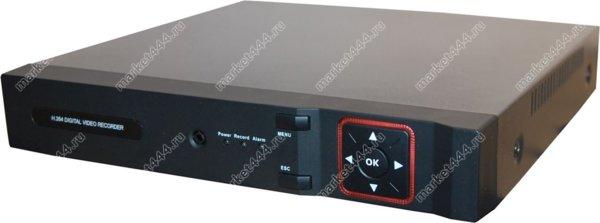 Видеорегистраторы (DVR и NVR)-NVR P2P ВидеоРегистратор SmartAVS 5004N