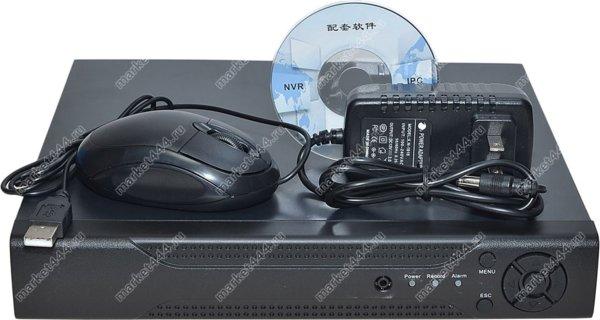 Видеонаблюдение-NVR P2P ВидеоРегистратор SmartAVS M4С