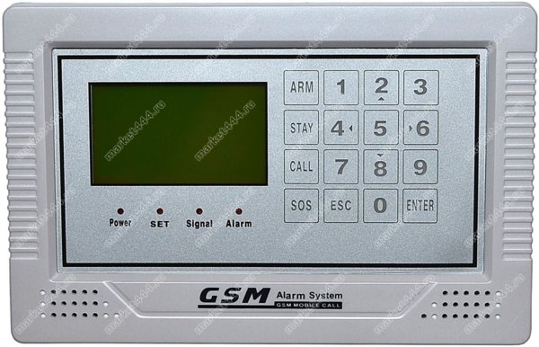 GSM сигнализации - Охранная GSM сигнализация Интеллект 2, купить в Москве
