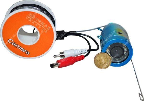 """характеристики подводных камер для рыбалки-Подводная камера для видеосъемки и рыбалки """"КиберРыболов MX25 мини"""""""