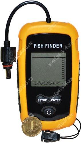 характеристики подводных камер для рыбалки-Поисковик Рыбы Fish Finder R17