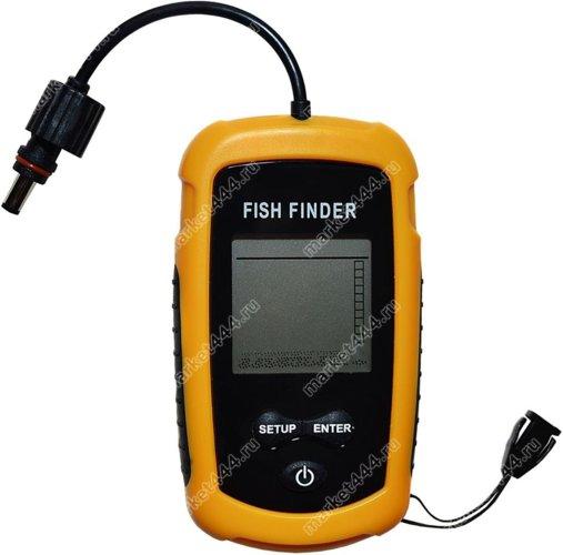 Подводные камеры для рыбалки - Поисковик Рыбы Fish Finder R17, купить в Москве