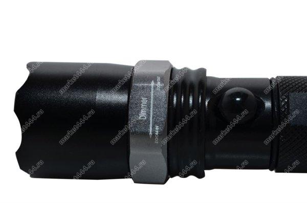 Умные гаджеты-Прожекторный светодиодный фонарь Middle BlackDragon