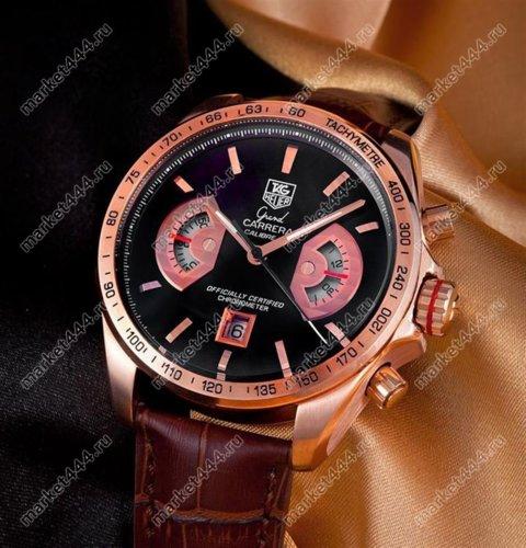 Наручные часы-Tag Heuer Carrera Chronometr Z34