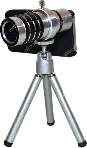 Фототехника-Телеобъектив для IPHONE Z2 Zoom 12