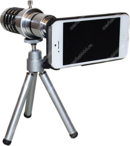 Фототехника - Телеобъектив для IPHONE Z2 Zoom 12, купить в Москве