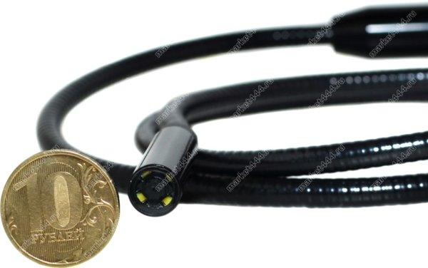 эндоскоп технический гибкий цифровой-Технический эндоскоп ENDO M19