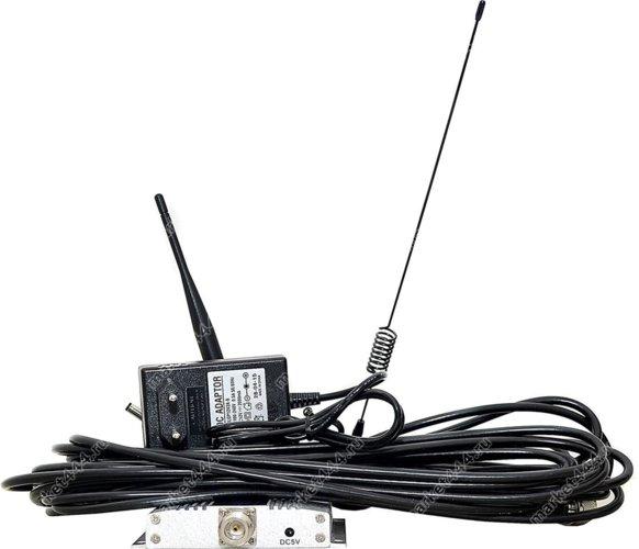 Усилители сигнала - Усилитель сотового сигнала SmartB A9(GSM900), купить в Москве