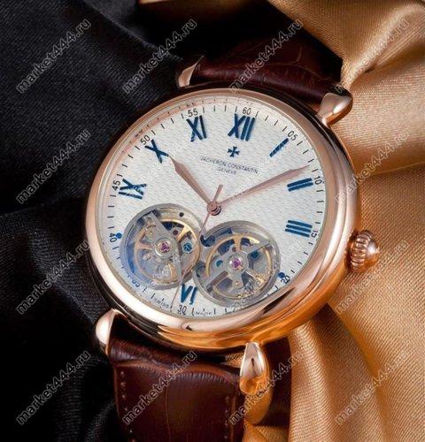 Наручные часы-Vacheron Constantin Double Tourbillon