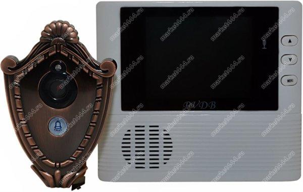 Видеоглазки - Видеоглазок КиберСторож MX12, купить в Москве